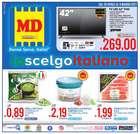 Offerte Discount nella volantino di MD Discount a Anzio ( Per altri 2 giorni )