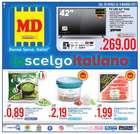 Offerte Discount nella volantino di MD Discount a Milazzo ( Per altri 3 giorni )