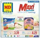 Offerte Discount nella volantino di MD Discount a Magenta ( Pubblicato ieri )