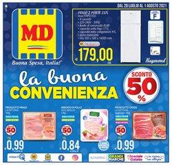 Offerte di Discount nella volantino di MD Discount ( Per altri 7 giorni)