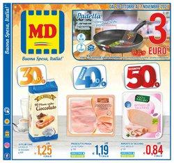 Offerte di Discount nella volantino di MD Discount ( Per altri 10 giorni)