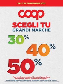 Offerte di Iper Supermercati nella volantino di Coop Alleanza 3.0 ( Scade domani)