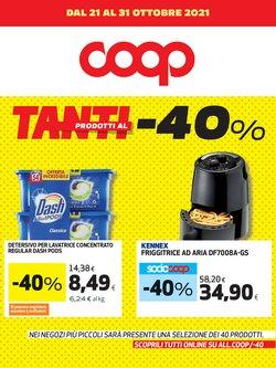 Offerte di Iper Supermercati nella volantino di Coop Alleanza 3.0 ( Pubblicato oggi)