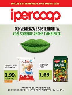 Offerte di Iper Supermercati nella volantino di Ipercoop Alleanza 3.0 ( Per altri 8 giorni)