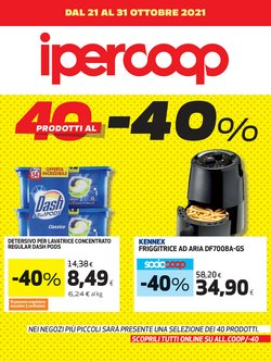 Offerte di Discount nella volantino di Ipercoop Alleanza 3.0 ( Pubblicato oggi)