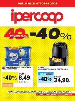 Offerte di Iper Supermercati nella volantino di Ipercoop Alleanza 3.0 ( Pubblicato oggi)