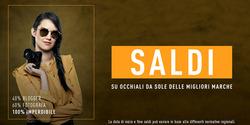 Offerte Ottica nella volantino di Salmoiraghi & Viganò a Milano