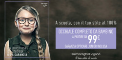 Offerte Ottica nella volantino di Salmoiraghi & Viganò a Roma