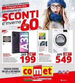 Offerte Elettronica e Informatica nella volantino di Comet a Schio ( Per altri 9 giorni )