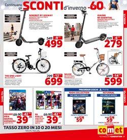 Offerte di Bicicletta a Comet