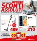 Catalogo Comet a Parma ( Scaduto )