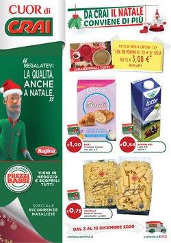 Offerte Iper Supermercati nella volantino di Crai a Corigliano-Rossano ( Pubblicato ieri )