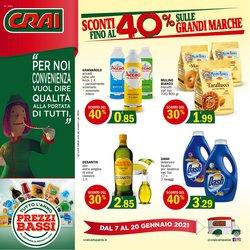 Offerte Iper Supermercati nella volantino di Crai a Avellino ( Scade domani )