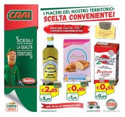 Offerte Iper Supermercati nella volantino di Crai a Messina ( 3  gg pubblicati )