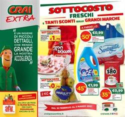 Offerte Iper Supermercati nella volantino di Crai a Torino ( Per altri 3 giorni )