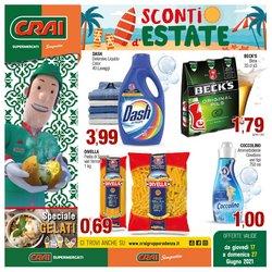Offerte di Iper Supermercati nella volantino di Crai ( Per altri 5 giorni)