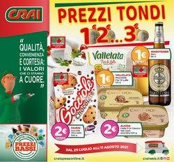 Offerte di Iper Supermercati nella volantino di Crai ( Per altri 6 giorni)