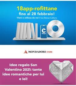 Offerte Libreria e Cartoleria nella volantino di Mondadori a Brescia ( Scade domani )