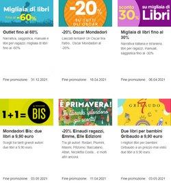 Offerte di Libreria e Cartoleria nella volantino di Mondadori ( Per altri 18 giorni )