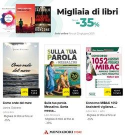 Catalogo Mondadori ( Pubblicato ieri)