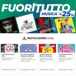 Offerte di Libreria e Cartoleria nella volantino di Mondadori ( Per altri 14 giorni)