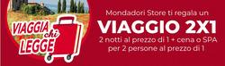 Offerte Hotel nella volantino di Mondadori a Udine (Udine)