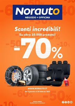Offerte Auto, Moto e Ricambi nella volantino di Norauto a Parma ( Per altri 14 giorni )
