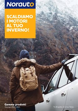 Offerte Auto, Moto e Ricambi nella volantino di Norauto a Udine (Udine) ( Più di un mese )
