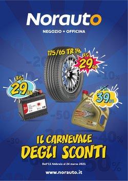 Offerte Auto, Moto e Ricambi nella volantino di Norauto a Napoli ( Per altri 15 giorni )