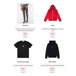Offerte di Calvin Klein nella volantino di Nuvolari ( Scade domani)
