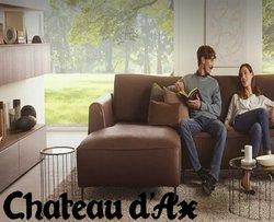 Offerte Tutto per la casa e Arredamento nella volantino di Chateau d'Ax a Lissone ( Pubblicato oggi )