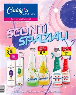 Offerte Profumeria e Bellezza nella volantino di Caddy's a Trapani ( Più di un mese )