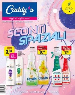 Catalogo Caddy's ( Scade oggi )