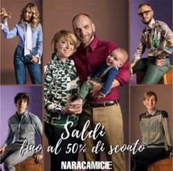 Coupon Naracamicie a Milano ( Per altri 5 giorni )
