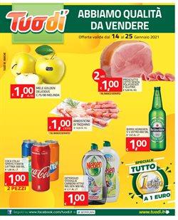Offerte Discount nella volantino di TuoDi a Macerata ( 3  gg pubblicati )