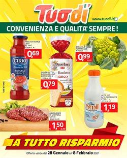 Offerte Discount nella volantino di TuoDi a Fiumicino ( Pubblicato ieri )