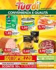 Offerte Discount nella volantino di TuoDi a Anzio ( 3  gg pubblicati )