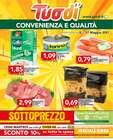 Offerte Discount nella volantino di TuoDi a Roma ( Per altri 5 giorni )