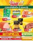 Offerte Discount nella volantino di TuoDi a Viareggio ( Per altri 5 giorni )