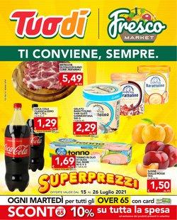 Offerte di Iper Supermercati nella volantino di TuoDi ( Scade oggi)