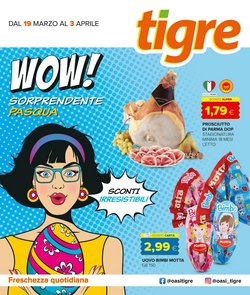 Catalogo Tigre ( Scaduto )