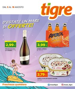 Catalogo Tigre ( Pubblicato oggi)