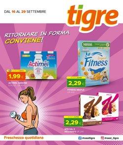Offerte di Tigre nella volantino di Tigre ( Per altri 12 giorni)