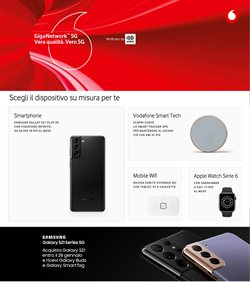 Offerte di Apple watch a Vodafone