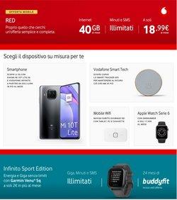 Offerte Elettronica e Informatica nella volantino di Vodafone a Caltanissetta ( Per altri 7 giorni )
