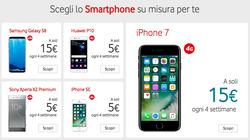 Offerte di Vodafone nella volantino di Paternò
