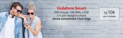 Offerte di Vodafone nella volantino di Pomezia
