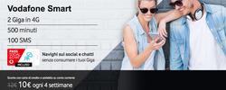 Offerte di Vodafone nella volantino di Roma