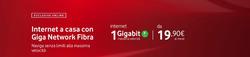 Offerte di Vodafone nella volantino di La Spezia