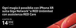 Offerte IPhone nella volantino di Vodafone a Roma